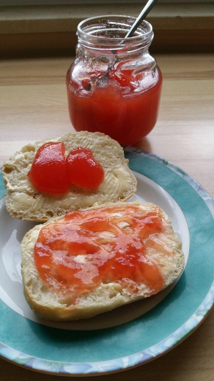 Wassermelonenmarmelade – fruchtig & lecker