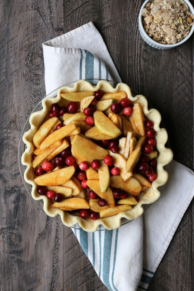 I've set out on the very serious task of brainstorming ALL of the Thanksgiving pies. Good reason....
