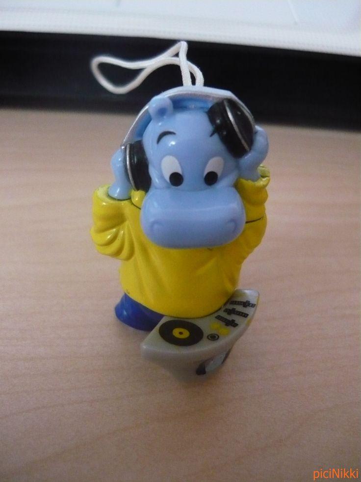 No. 220 | víziló | hippo | pendrive | Kinder | Happy Hippo