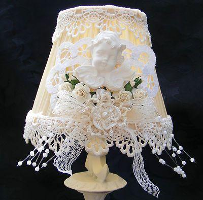 Shabby Chic Mini lamp Shade