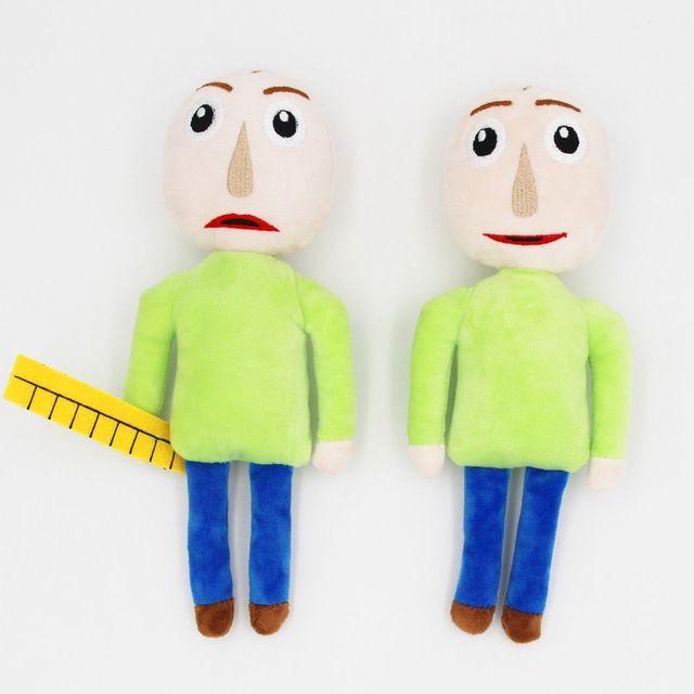 Baldi S Basics In Education And Learning Plush 25cm Figure Toy Baldi Stuffed Doll Review Plush Kids Tv Dolls
