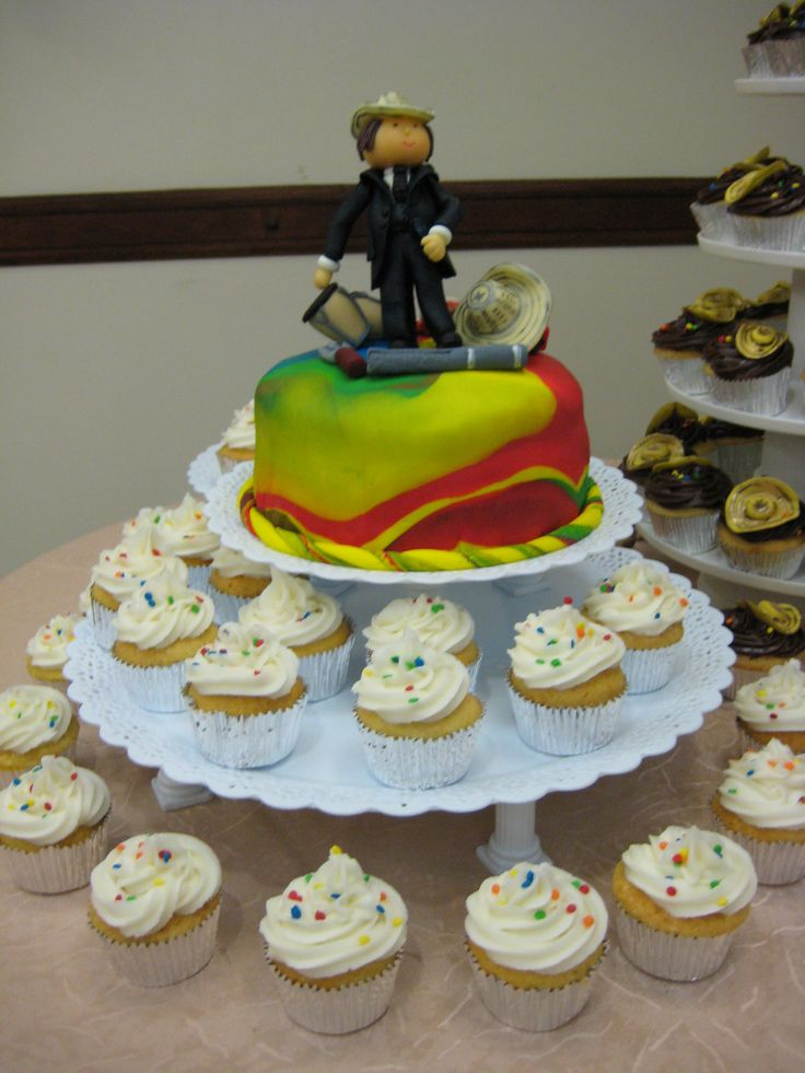 Parranda Vallenata Torta y Cupcakes