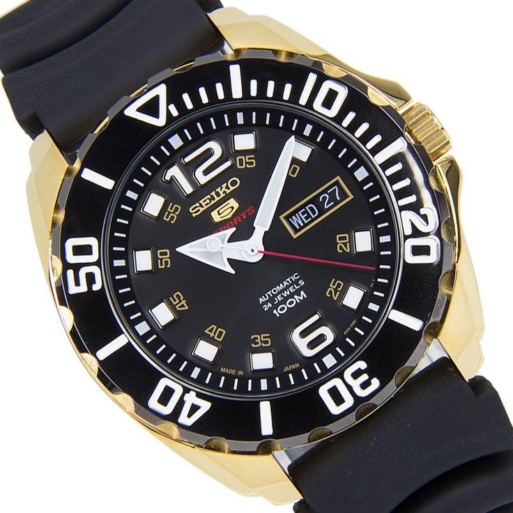 Sports Watch Store - Seiko 5 Sports SRPB40J1 SRPB40J Baby Monster Analog WR100m Black Dial Male 24 Jewels Watch, $231.00 (https://www.sports-watch-store.com/seiko-5-sports-srpb40j1-srpb40j-baby-monster-analog-wr100m-black-dial-male-24-jewels-watch/)