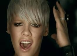 Alicia Moore (P!NK).... her music got me through some tough times