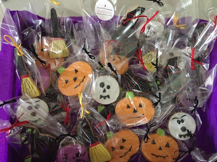 Cookies de Halloween