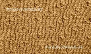 KLUBÍČKOV - pletení-vzory: Vzor č. 89