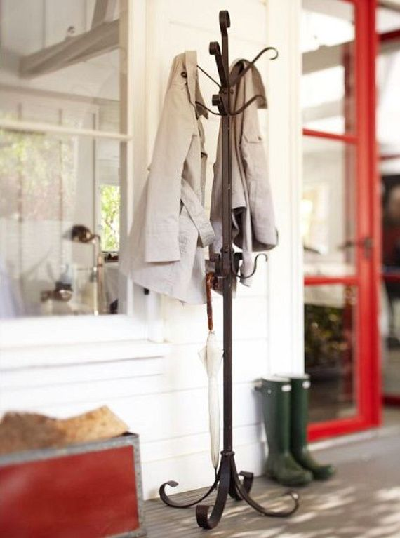 8 places to hang your coat cool coat racks bright bold and beautiful