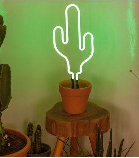 Cactus Neon Sign