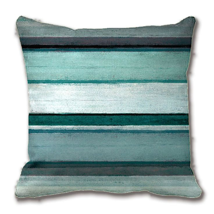 Cheap cushion cover, Buy Quality decorative cushion covers directly from China cushion cover pillow case Suppliers: Teal And Grey Abstract Art Pillow Decorative Cushion Cover Pillow Case Customize Gift By Lvsure For Car Sofa Seat Pillowcase
