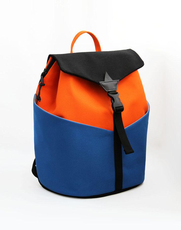 jiyoh canvas backpack
