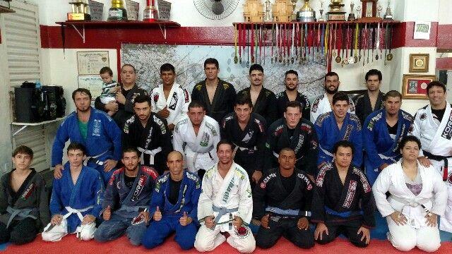 Graduação Jiu-Jitsu Catanduva 2015