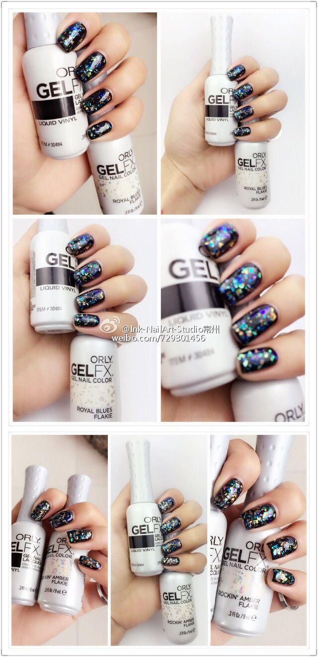 ORLY FX Gel 30484+30033///30484+30031