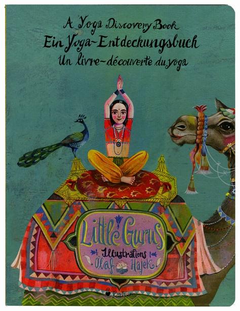 Illustrated Book Cover Yoga : Best images about olaf hajek on pinterest strange