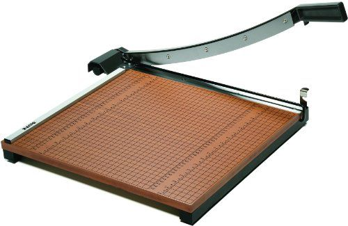 X-Acto Commercial Grade 18 X 18-Inch Square Guillotine Paper Cutter (26618), 2015 Amazon Top Rated Paper Trimmers & Blades #OfficeProduct
