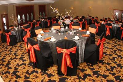 Wedding decor Harley Davidson | Wedding and Reception Ideas for Brides and Grooms from Night and Day ...