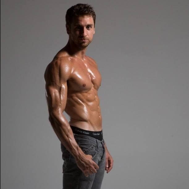 fitness men working out - photo #23