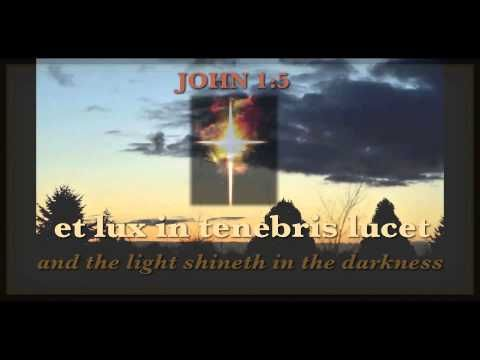 Latin for John 1:1-7 Classical Conversations Cycle 3