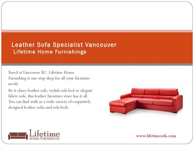 Lifetime Home Furnishing is one stop shop for all your furniture needs.