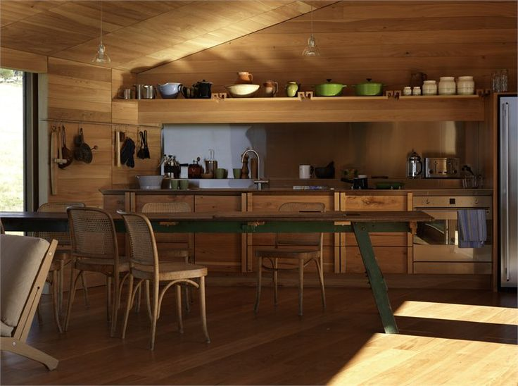 Shearer's Quarters, Tasmania, 2012, John Wardle Architects