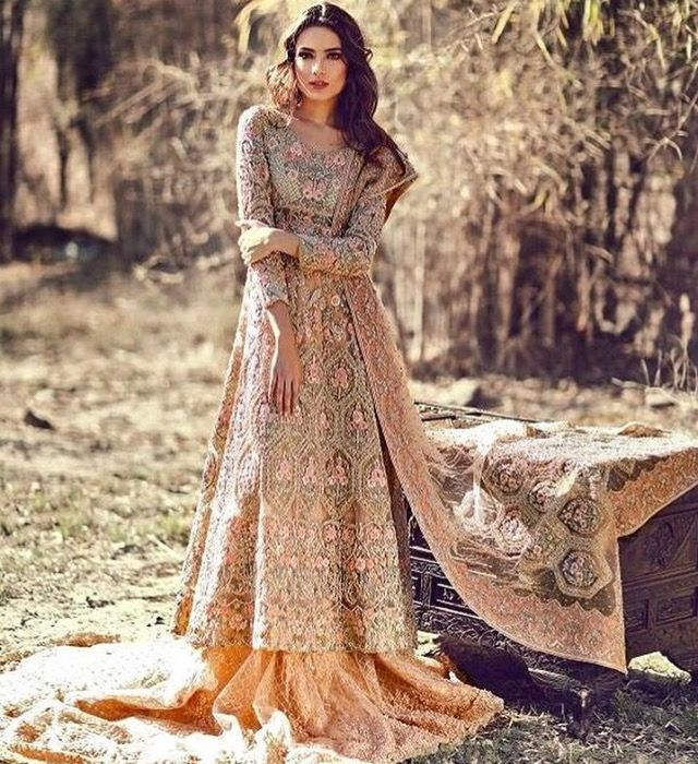 Best Birdal Images On Pinterest Pakistani Bridal Wear