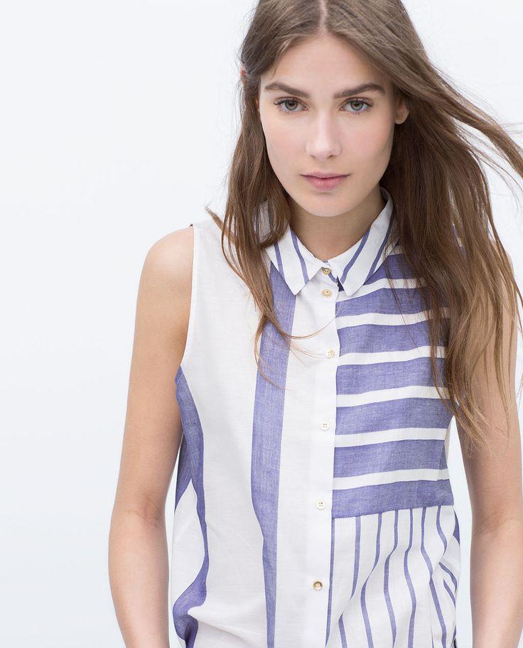 <p>Hi han molts tipus de camises però sens dubte les de ratlles estan més de moda que mai. Són molt primaverals i a més aniràs arreglada però amb un toc trendy. Aquí us deixem una selecció de les camisesde ratlles més actuals de la marca Zara:  </p>