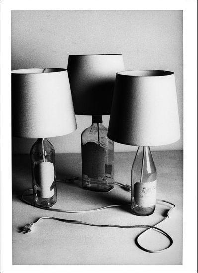 DIY Lamp, definetly a basis for a good idea