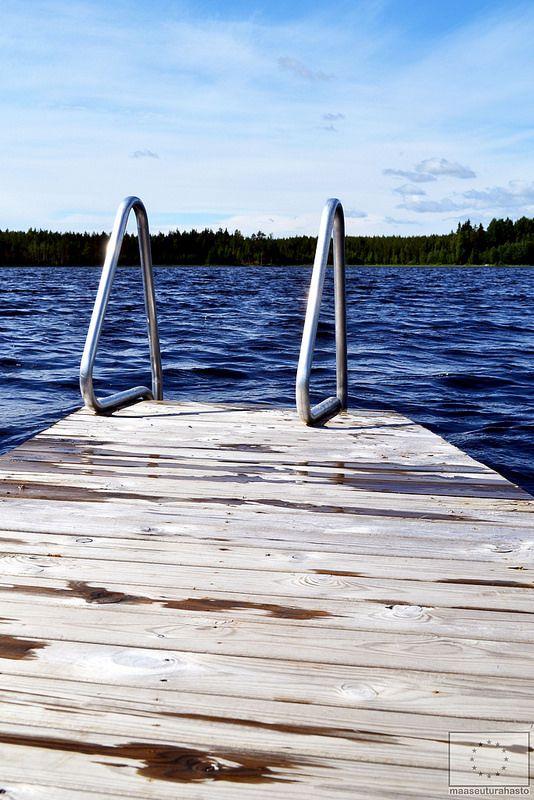 Jääskän Loma; Haarusjärvi © Saana Kormano, 2013