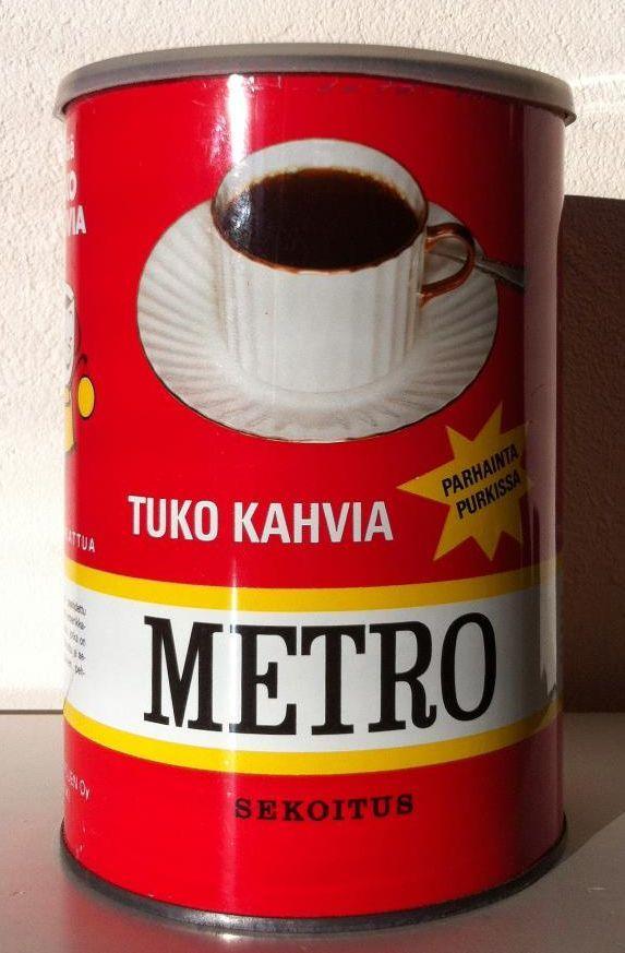 Kahvipurkki