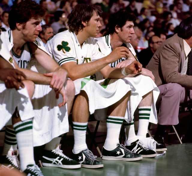 Vintage Style: The Most Notable Basketball Sneakers of the 1970s and 1980s: Onitsuka Tiger Fabre, Converse Pro Model Low, adidas Campus