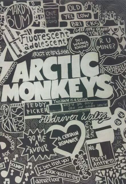 Un poco de Rock con Artick Monkeys