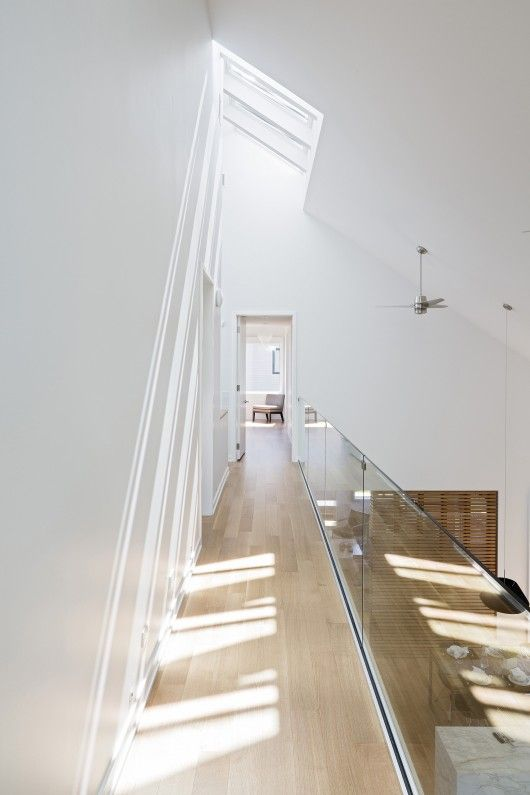 Lots of natural light at Great Gulf Active House, Ontario, Canada by Superkül inc