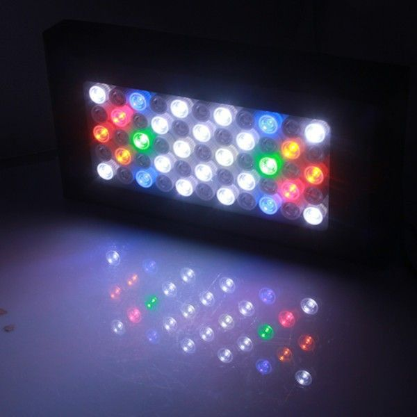 """165w led aquarium light full spectrum , fish tank leds aquarium light"""