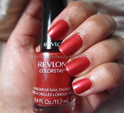 High quality photo of revlon nail polish