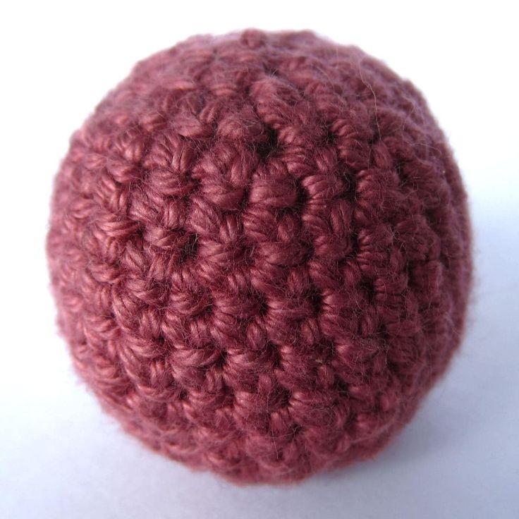 Die Kugel bzw der Ball ist eine der am häufigsten verwendeten Formen beim Amigurumi häkeln bzw Abwandlungen dieser. Sei es ... Weiterlesen ...