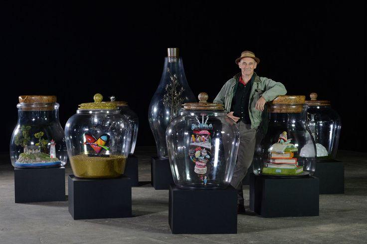 The BFG Dream Jar Trail - Mark Rylance