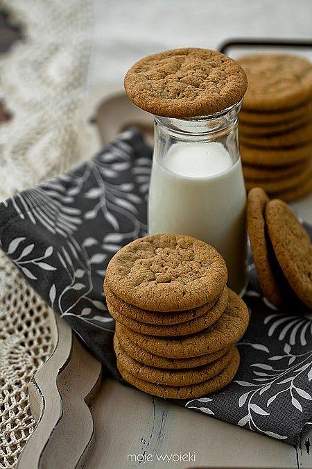 Imbirowe ciasteczka świąteczne www.mojewypieki.com