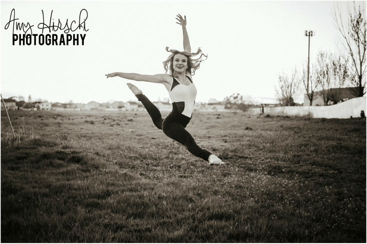 Dancer senior pictures