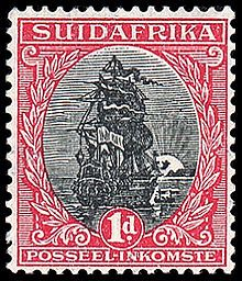 Postage stamps and postal history of South Africa - 1926 stamp