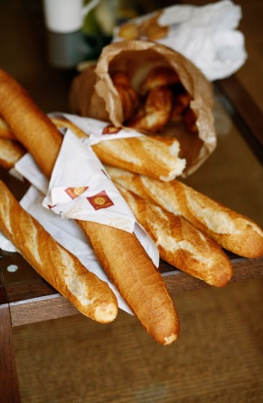 French Baguette #baguettes, #food, https://facebook.com/apps/application.php?id=106186096099420