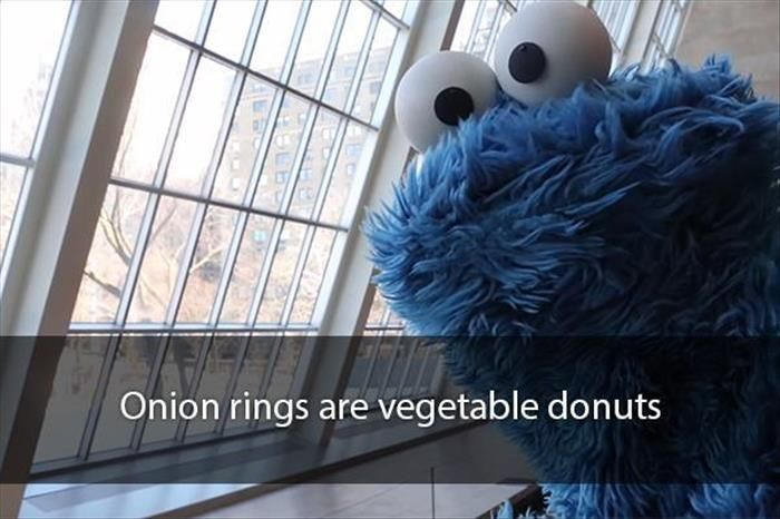 8 Amazingly Deep Thoughts By Cookie Monster