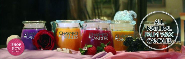 Charmed Candles