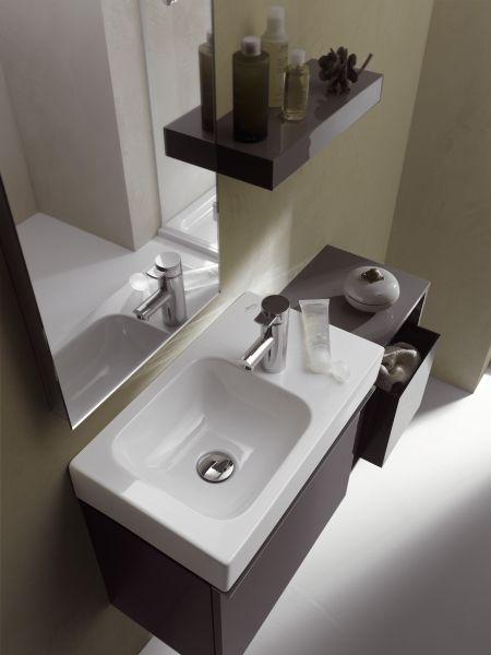 Sphinx 345 xs badkamerserie. De oplossing voor de kleine badkamer.