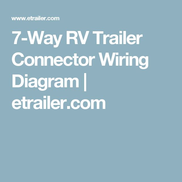 Nice 7 Core Trailer Wiring Diagram Image - Wiring Ideas For New Home ...