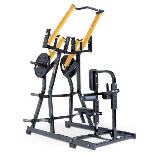 lats pulldown machine