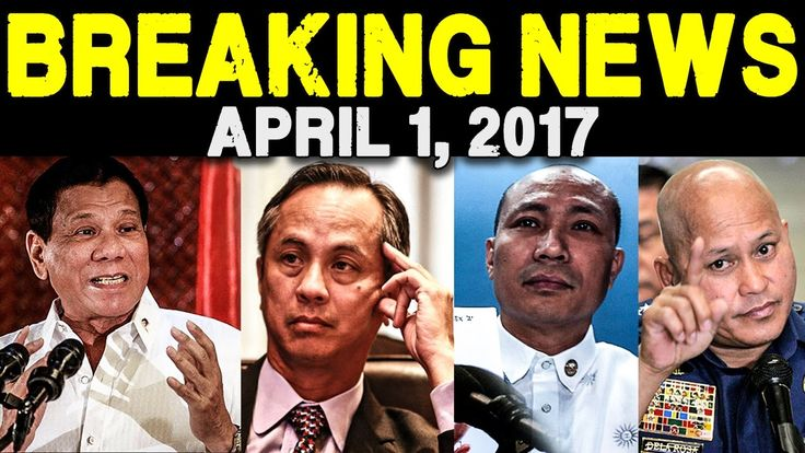 BREAKING NEWS TODAY APRIL 1 2017 PRESIDENT DUTERTE VS ABS CBN INQUIRER l...