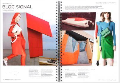 PeclersParis Spring Summer 2015 Mode Femme Bloc Signal