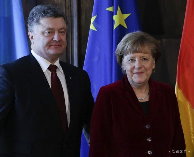 Merkelová je za obnovenie mierových rokovaní na Ukrajine - Zahraničie - TERAZ.sk