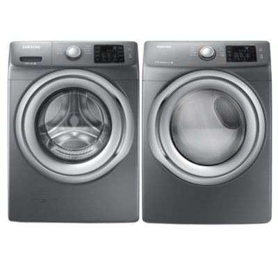 Buy Samsung Front Load 2-pc. Electric Washer and Dryer Set WF42H5200AP/A2 at JCPenney.com today and enjoy great savings.