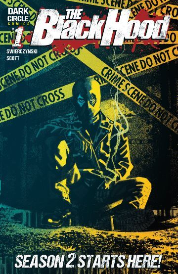 The Black Hood: Season 2 #1