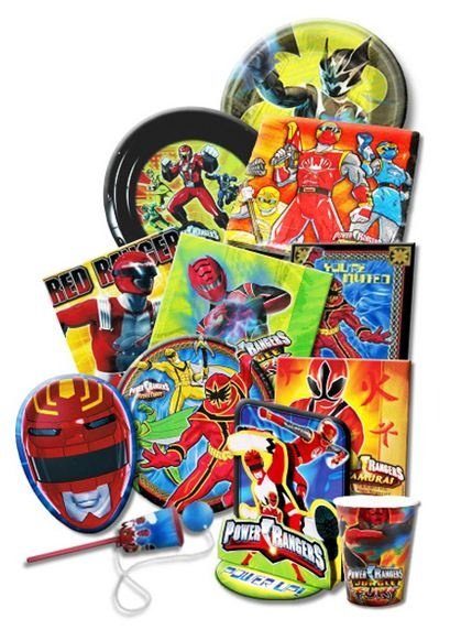 Power Rangers Party Supplies from www.hardtofindpartysupplies.com